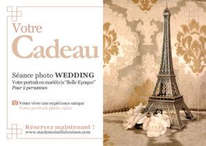 activité photo cadeau mariage EVJF EVG