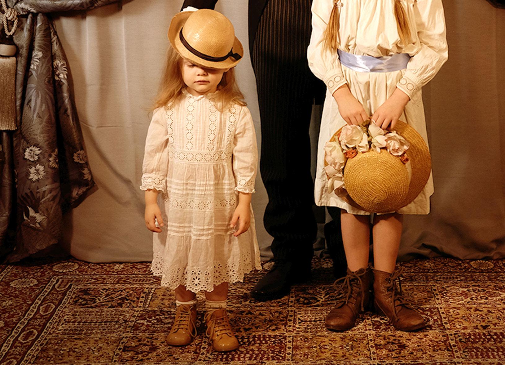activité photo enfant paris atelier rétro