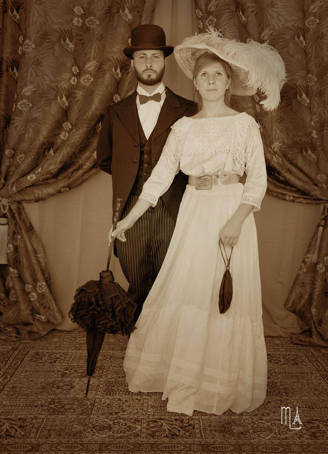 photo-rétro-couple-Julie-romain