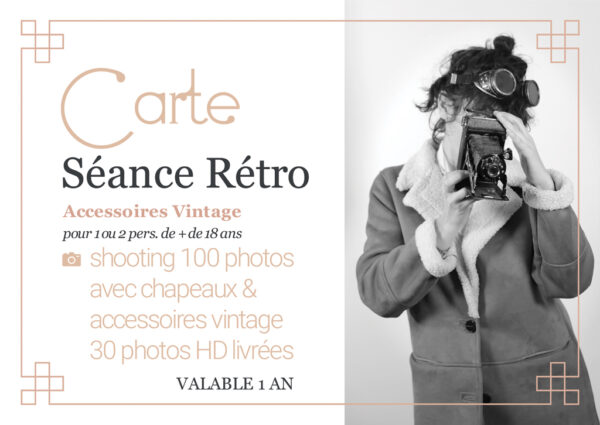 Photo Rétro-Accessoires-Vintage